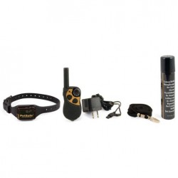 PetSafe Dog Rechargeable Remote Spray Trainer Black