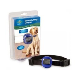 PetSafe Dog Bark and Activity Counter Black / Blue